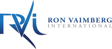 RON VAIMBERG Logo